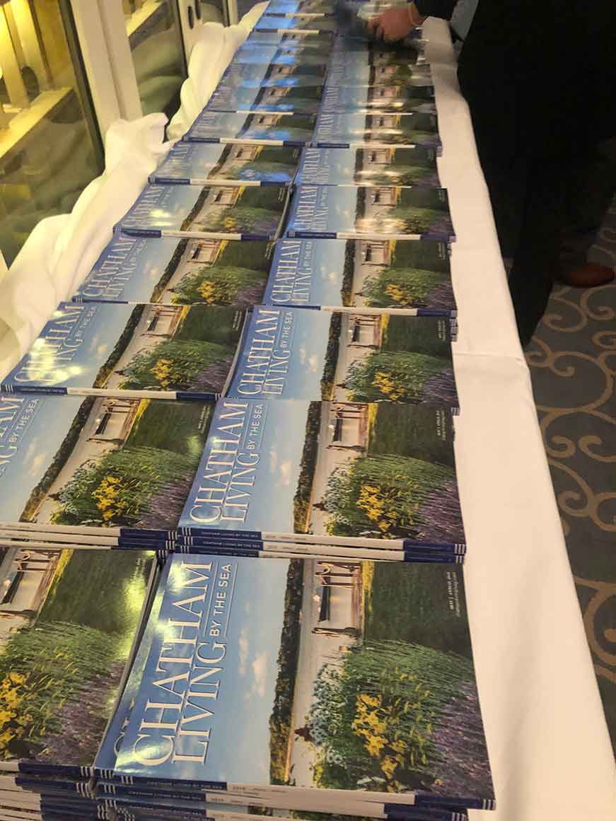 Chatham Living Launch Party
