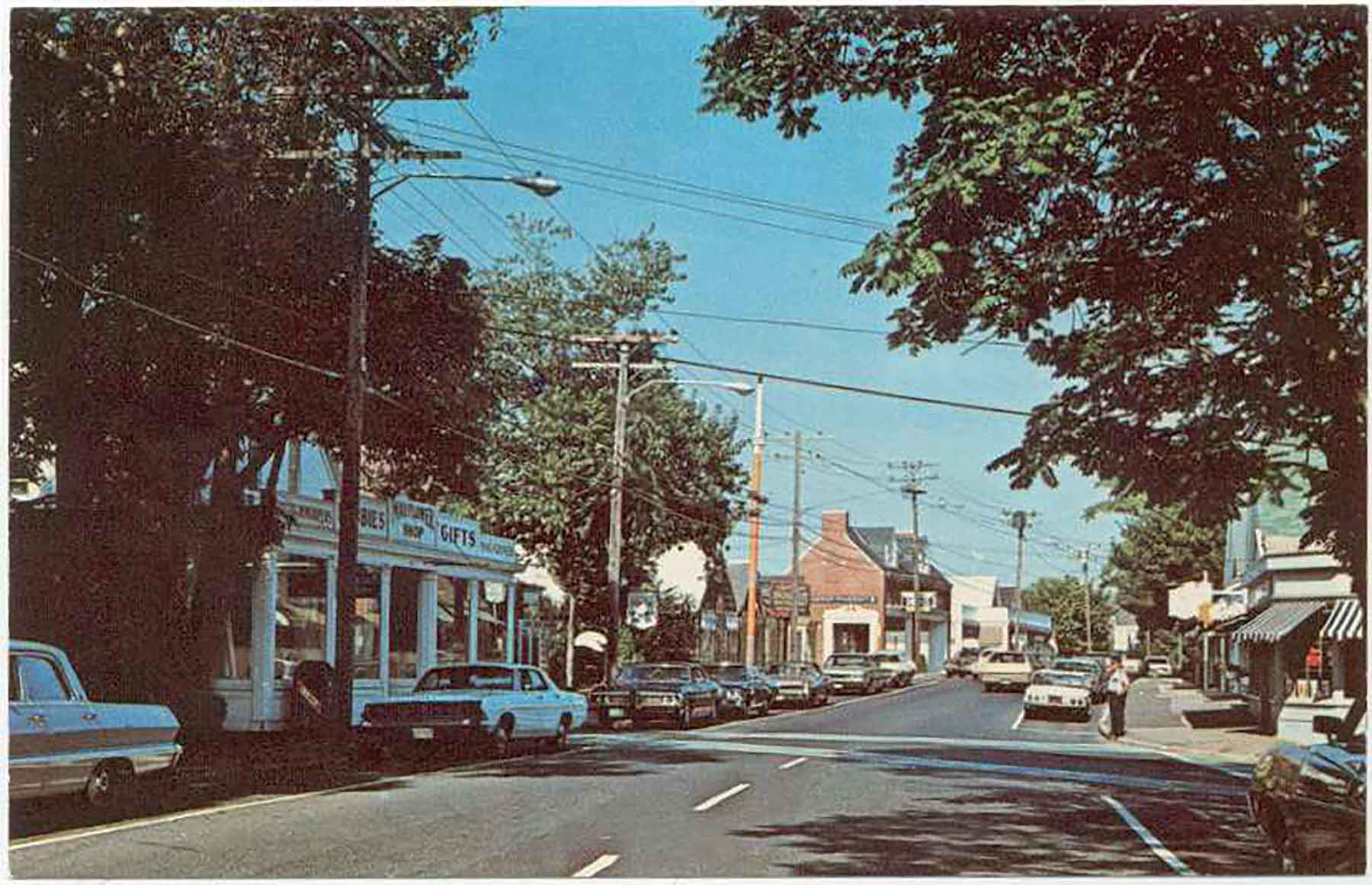 A Stroll Through Main Street History